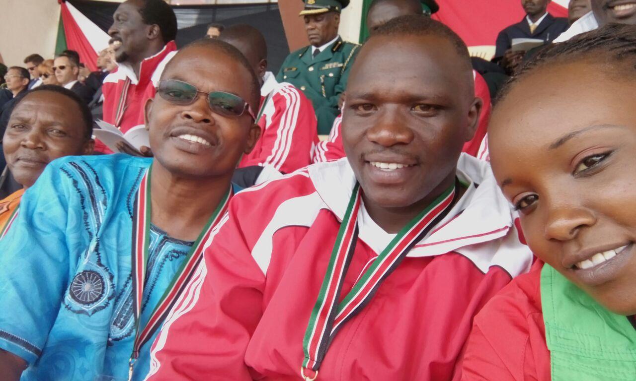 Kap; Julius Yego; Mercy Cherono